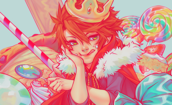Candy King by whispwill
