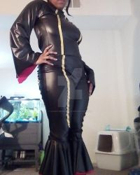 Bayonetta 2 -Rosa- Cosplay WIP by Linked-Memories-21
