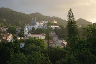 Sintra town palace by Pippa-pppx