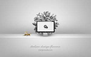 Design Flavour - LSD wallpaper by lysergicstudio