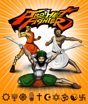 Prophet Fighter by Equiliari