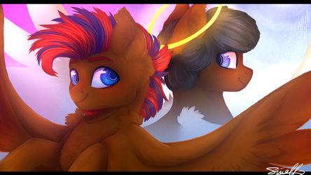 Forever by Cloud-Drawings