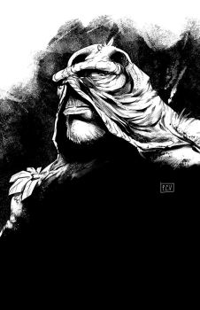 Swamp Thing by thecreatorhd