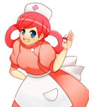 Nurse Joy by CheloStracks