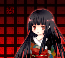 jigoku shoujo. by miilktea