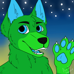 Furry Bust For Nerderiffic by Dapcomred