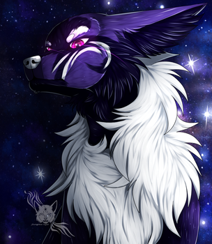 Melted into Space(AP) by StarlightHL