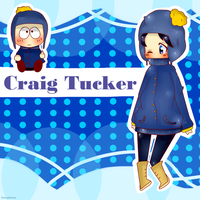 Craig is so blue by TweekPark