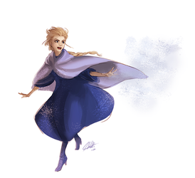 Let it Go by Seiga