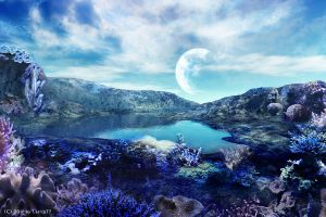 Coral Planet by Lairis77