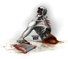 Corpse One by ncrow