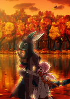 Prompt entry: Autumn Experience by QviCreations