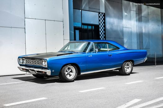 1968 Plymouth Road Runner by AmericanMuscle