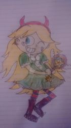 Star Butterfly by superdes513