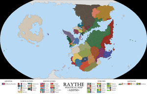 V3 Raythe: AD1750 by manomow