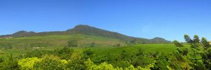Ciater Hill, Subang, West Java by idhuy