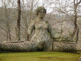 Bomarzo Monster Park 8 by Amor-Fati-Stock