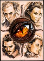 DESOLATION OF SMAUG by S-von-P