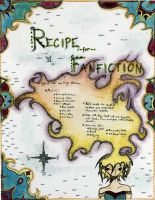 Fanfic Recipe Map by LemonHobbit