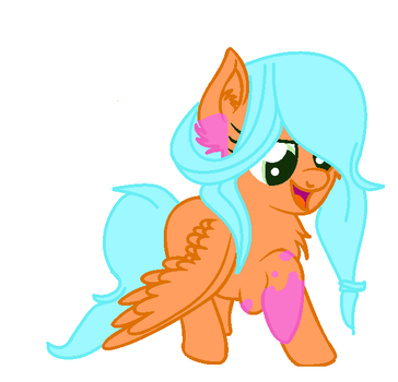Baby Lizz Sunshine by AniBases