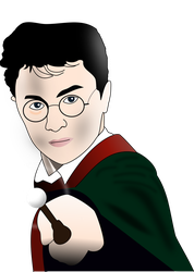 Harry Potter by TurbidMeteor