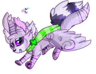 Lilac by Luckoon