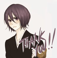 Thank you by homaki