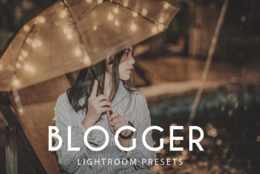 Free Blogger Lightroom Presets by symufa