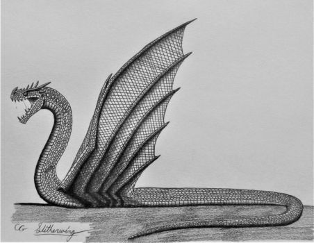 How To Train Your Dragon: Slitherwing by AcroSauroTaurus