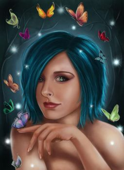 Fairy's among us by kazky