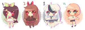[ADOPTS] $5 PRICE LOWERED [2/4] by sxzxt