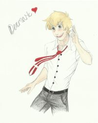 Denmark's new outfit by anorwegan
