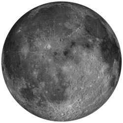 Moon 4K Stock by Hameed