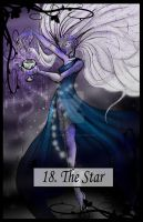 Tarot The Star by TheBlindProphetess