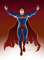 Superman the Man of Steel by PatMW1983