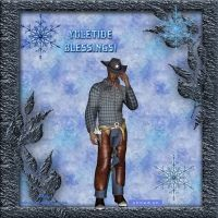 Yule Blessings by FullMoonArtists