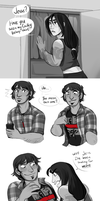 Mchanzo Comic: Shirt by Gpotious