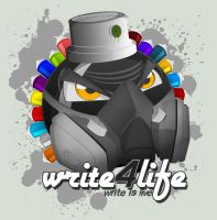 Write4life project by TwiCeArts