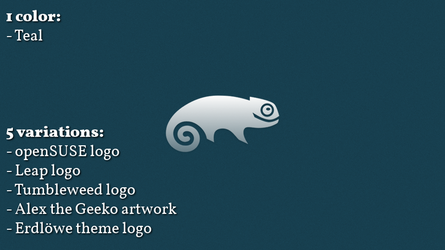 openSUSE_FOUNDATION pack by DarthWound