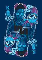 King of Crystals   Breaking Bad by gremz