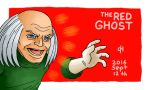 The Red Ghost by Cesar-Hernandez