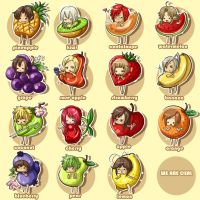 CEAL:fruity by moremindmel0dy