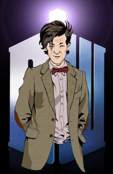 New Doctor Who by jdhgoodgrief
