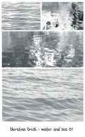 bluretina brush:water n sea 01 by bluretina-stock