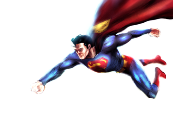 Superman by HealTheIll