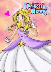 Princess Kenny by ksolaris