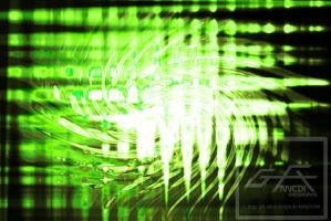 Whirl of Green by gfx-micdi-designs