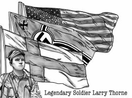 Legendary Soldier Larry Thorne by Yari-Ashigaru