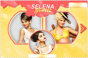 Pack Png 101 - Selena Gomez When The Sun Goes Down by camiladearmas481