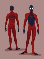 Project Rooftop: Spider-Man by shoomlah
